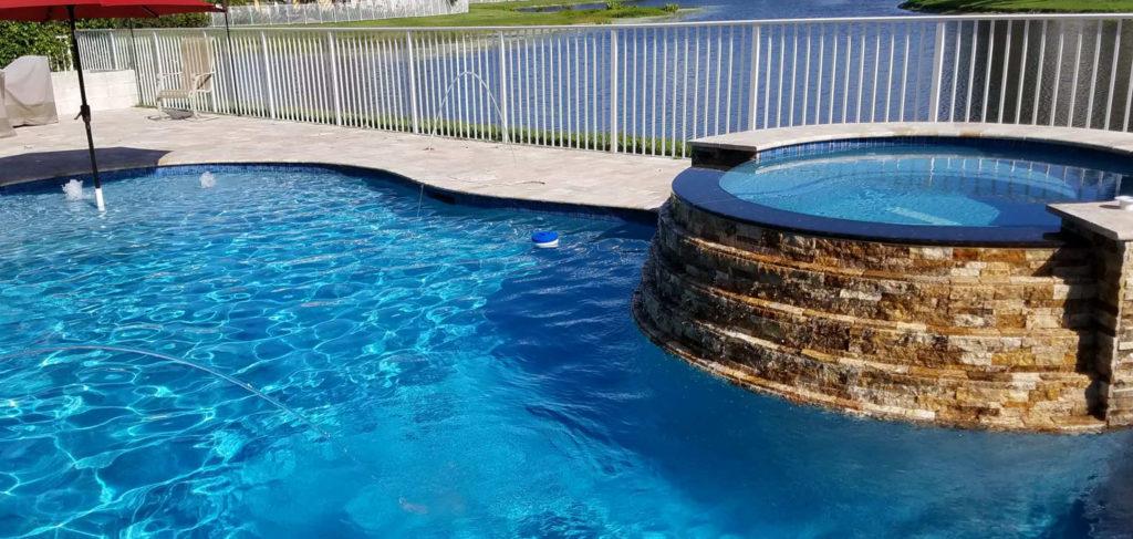 pool cleaning company lake worth florida