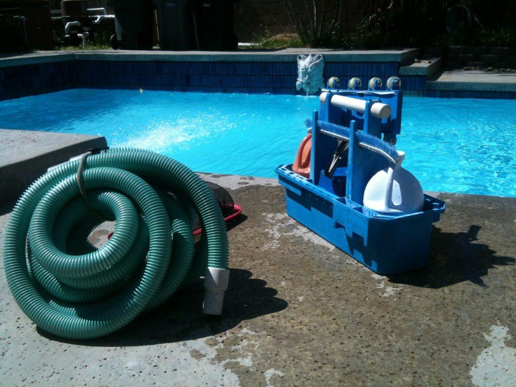 pool leak detection