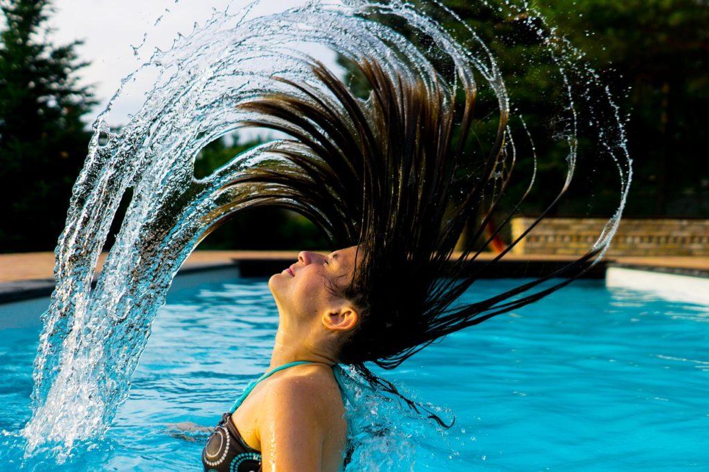 pool temperature