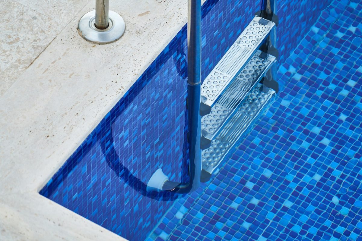 swimming pool germs